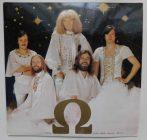 Omega - Omega 8 - Csillagok útján LP (VG+/VG+) HUN