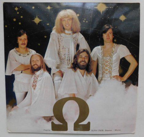 Omega - Omega 8 - Csillagok útján LP (VG+/VG+)