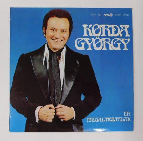 Korda György - Én Megálmodtalak LP (NM/VG+)