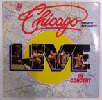 Chicago: Transit Authority Lp (VG+/VG+) HOLL