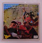 Los Calchakis - La Cordillere Des Andes LP (NM/VG+)CZE.