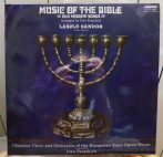 Music of the Bible - László Sándor LP (VG+/VG+) HUN