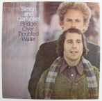 Simon and Garfunkel: Bridge Over Troubled Water LP (EX/EX) CZE