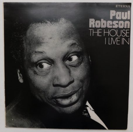 Paul Robeson - The House I Live In LP (NM/VG+) GER