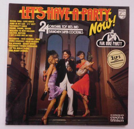 Let's Have A Party Now! - 24 Original Top Hits 2xLP (EX/VG+) GER.