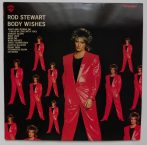 Rod Stewart - Body Wishes LP (EX/EX) GRE