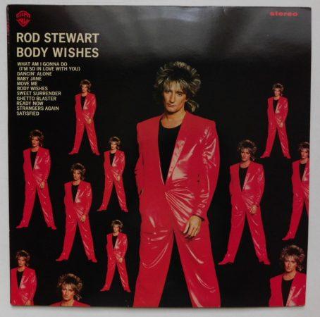 Rod Stewart - Body Wishes LP (EX/EX) GRE