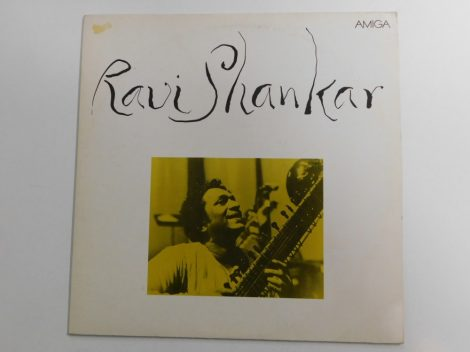 Ravi Shankar - Ravi Shankar LP (EX/VG+) GER