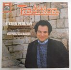 Itzhak Perlman plays familiar Jewish melodies - Tradition - LP (EX/EX) HUN