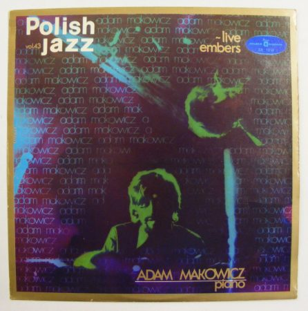 Polish Jazz Vol. 43. - Adam Makowitz LP (EX/EX) POL