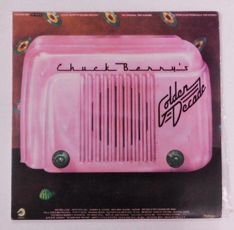 Chuck Berry's Golden Decade (The Original Two Albums) 2xLP (EX/VG) JUG.