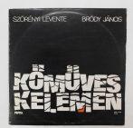 Kőműves Kelemen - Szörényi, Bródy LP (EX/VG)