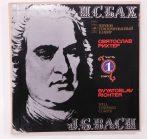 Bach, Svyatoslav R. - The Well-Tempered Clavier, Part I BWV 846-869 3xLP(NM/VG+)USSR.