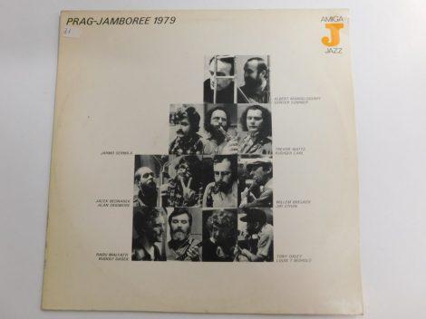 Interjazz IV - Prag-Jamboree 1979 LP (NM/VG+) GER