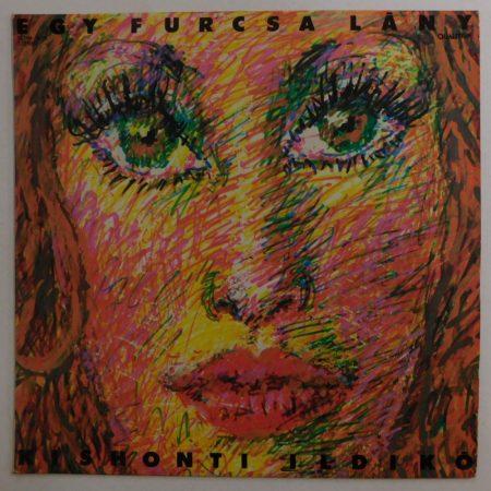 Kishonti Ildikó - Egy Furcsa Lány LP (NM/NM)