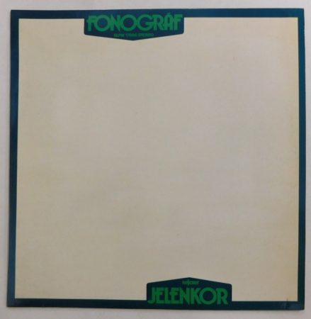 Fonográf - Jelenkor LP (EX/EX)