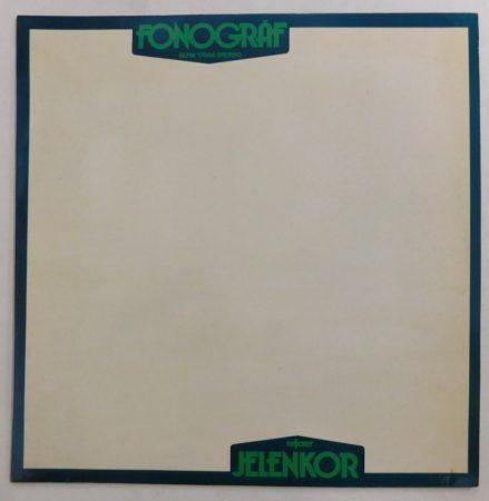 Fonográf - Jelenkor LP (VG+/EX)