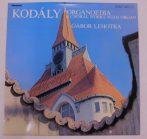Kodály, Gábor Lehotka - Organoedia & Choral Works With Organ LP (NM/EX)