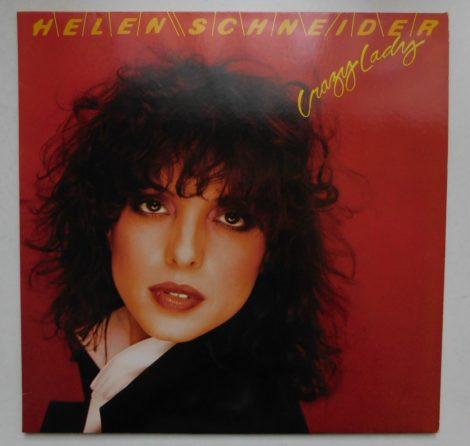 Helen Schneider - Crazy Lady LP (NM/NM) GER
