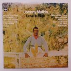 Johnny Mathis - Love Is Blue LP (VG+/EX) USA, 1968