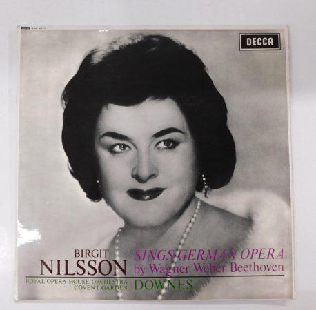 Birgit Nilsson Sings German Opera LP (VG+/VG+) UK.