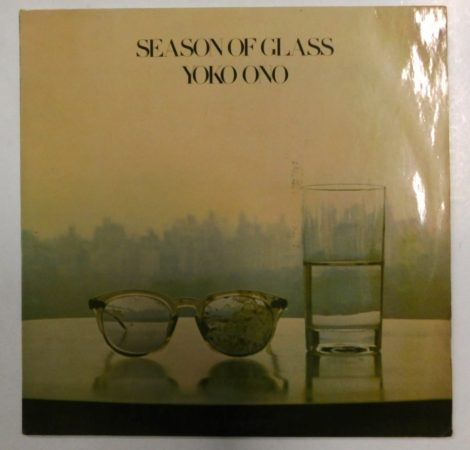 Yoko Ono - Season of Glass LP (VG+/VG+) IND