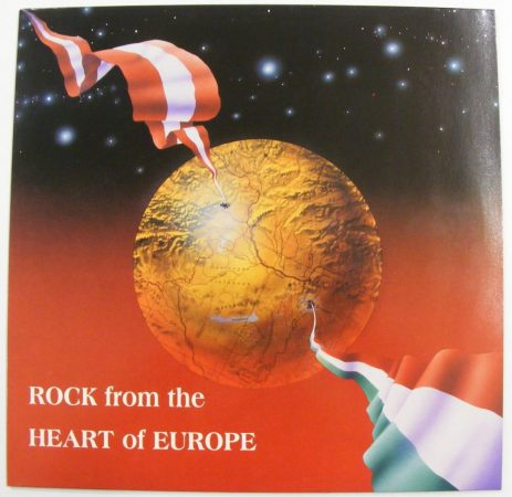 Rock from the Heart of Europe LP (NM/NM) AT.