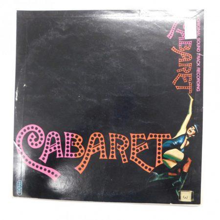 V/A - Cabaret - Original Soundtrack Recording (VG+/VG+) IND