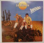 La Bionda - Bandido LP (EX/VG+)