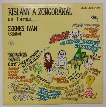 Szenes Iván - Kislány a zongoránál és társai... LP (VG/VG)