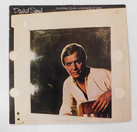 David Soul - Playing To An Audience Of One LP (NM/VG) GER.
