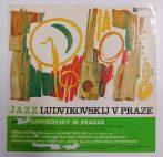 Jazz Ludvikovskij V Praze / Ludvikovsky In Prague LP (EX/G+)