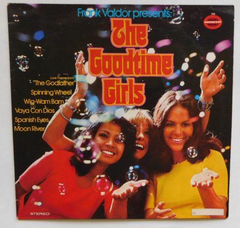 Frank Valdor Presents The Goodtime Girls LP (EX/VG+) GER