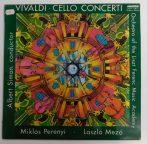 Perényi Miklós - Vivaldi - Gordonkaversenyek LP Mező - Simon (NM/VG+)