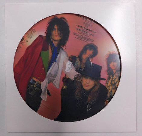 The Dogs DAmour - How Come It Never Rains 12 Maxi Picture Disc LP (VG+) UK