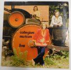 Collegium Musicum Live LP (VG+/G+) CZE