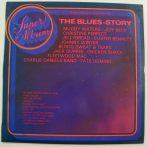 The Blues Story LP (VG+/EX) HUN