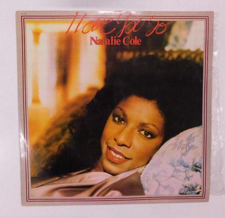 Natalie Cole - I Love You So LP (EX/VG) INDIA