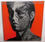 Rolling Stones - Tattoo You LP (VG/VG+) IND