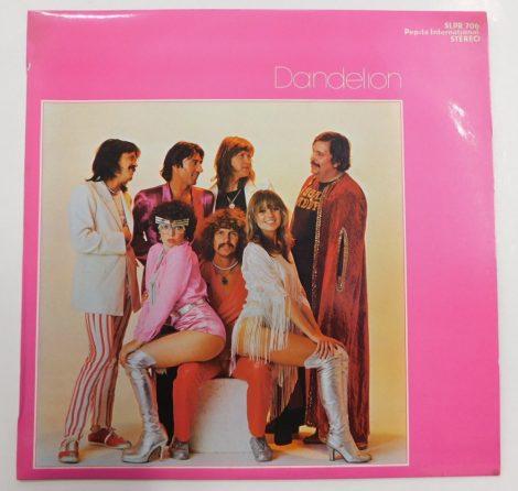 Newton Family - Dandelion LP (VG+/VG+) Neoton Família