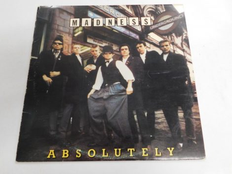 Madness - Absolutely LP (VG+VG+) YUG
