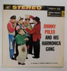 Johnny Puleo And His Harmonica Gang LP (NM/VG+) USA