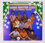 Grupo Sierra Maestra - Sierra Maestra Llego  LP (VG+/VG+) Cuba,1981