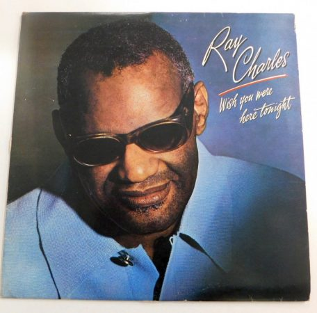 Ray Charles - Wish You Were Here Tonight LP (EX/VG) YUG