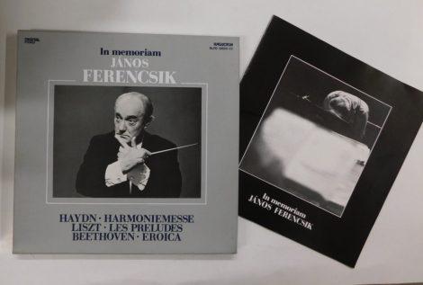 In Memoriam János Ferencsik LP (EX/EX)