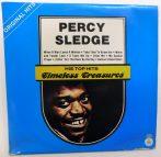 Percy Sledge - His Top Hits LP (EX/VG-) JUG