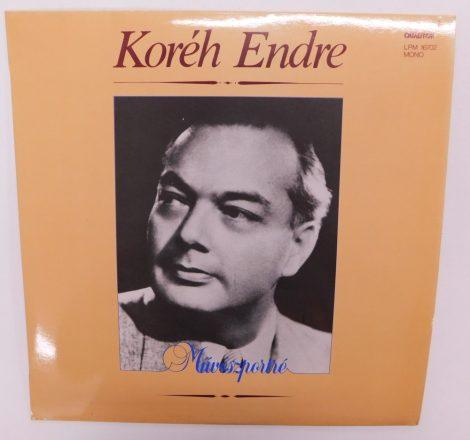 Koréh Endre - Művészportré LP (EX/EX)