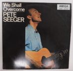 Pete Seeger - We Shall Overcome LP (VG+/VG) GER.