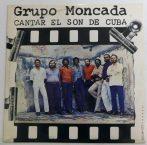 Grupo Moncada - Cantar El Son De Cuba LP (EX/VG) CUBA