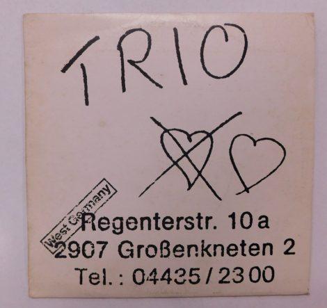 Trio - Trio LP (NM/VG) JUG.